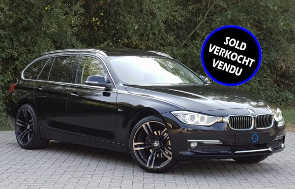 BMW 318D LUXURY LINE