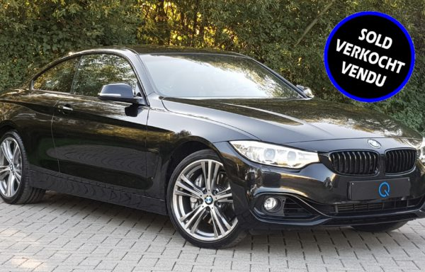 BMW 435D COUPE xDrive