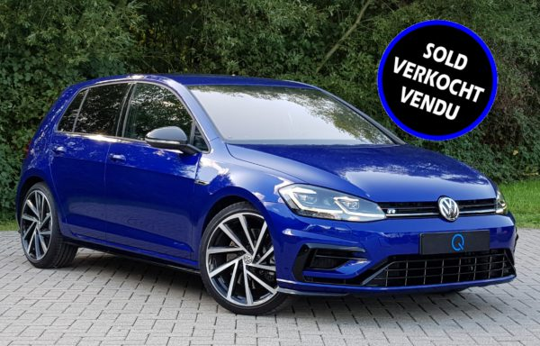 VOLKSWAGEN GOLF 7R 2018