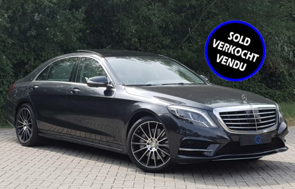 MERCEDES-BENZ S350 L 4-MATIC