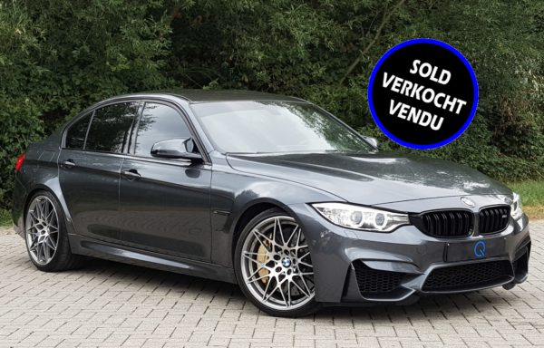 BMW M3 3.0 DKG COMPETITION