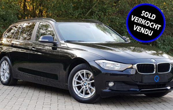 BMW 316D TOURING