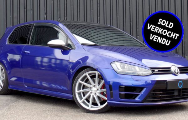GOLF 7GTI FULL R LOOK