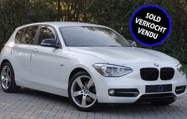 BMW 116D Sport Edition