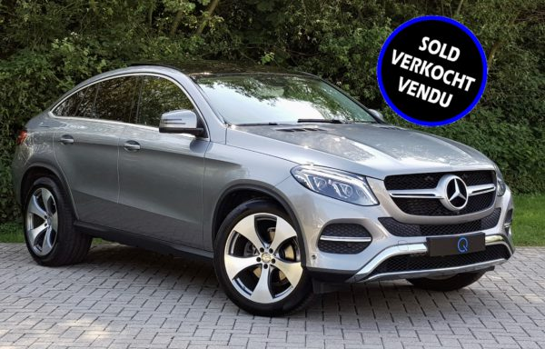 MERCEDES-BENZ GLE 350d 4-MATIC
