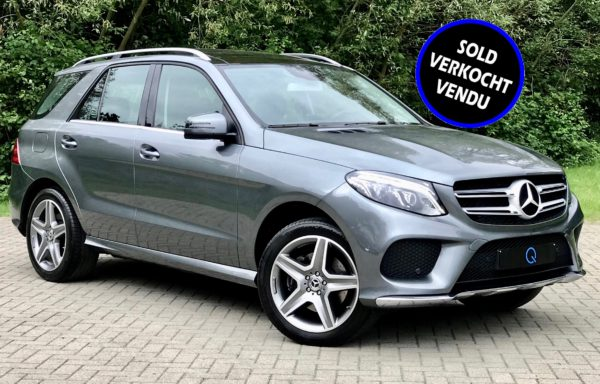 MERCEDES-BENZ GLE250 4MATIC