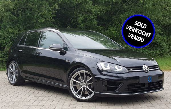 Volkswagen Golf 2.0 TSI 4Motion DSG 520PK