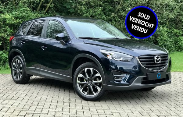 MAZDA CX-5 Skydrive