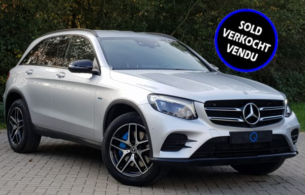 MERCEDES-BENZ GLC350 E-4Matic PLUG-IN HYBRIDE