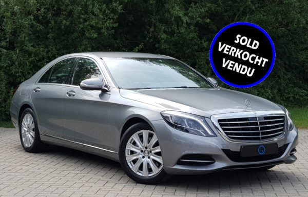 MERCEDES-BENZ S350d 4-MATIC