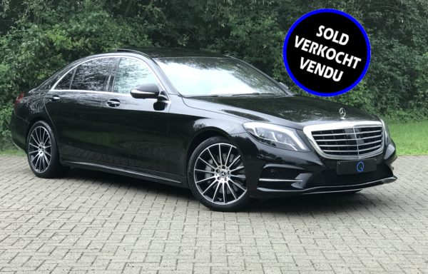 MERCEDES-BENZ S350 L d 4MATIC