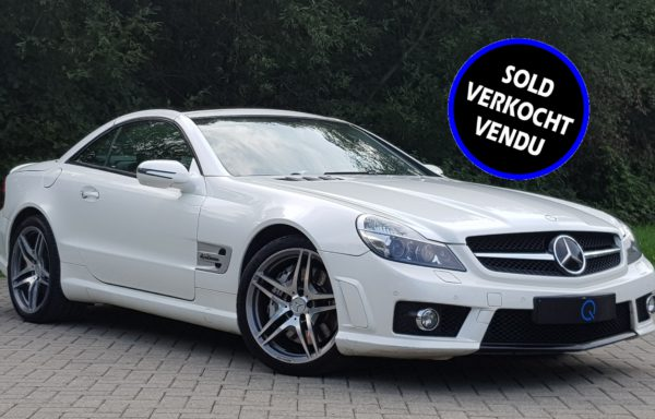 MERCEDES-BENZ SL63 AMG ROADSTER