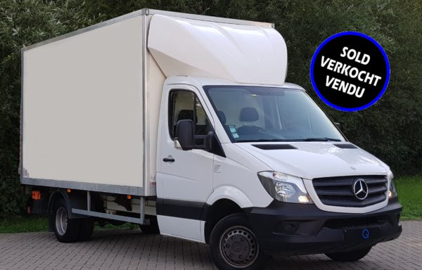 MERCEDES-BENZ SPRINTER 513CDI