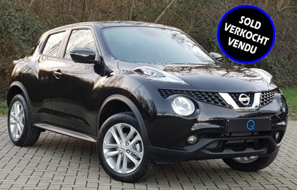 NISSAN JUKE 1.6i N-CONNECTA