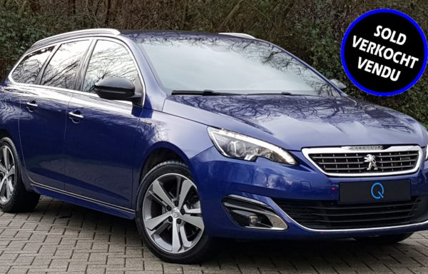 PEUGEOT 308 SW 2.0 HDi GT LINE