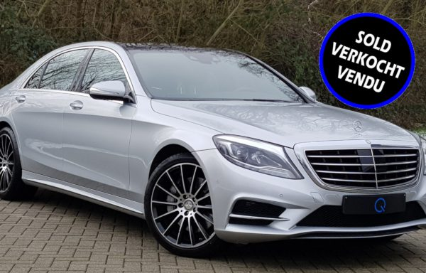MERCEDES-BENZ S350L d 4-MATIC