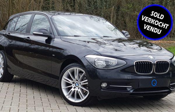BMW 118D SPORTLINE