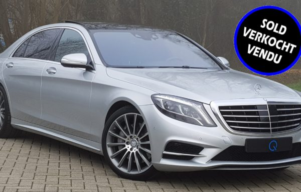 MERCEDES-BENZ S350d L 4-MATIC