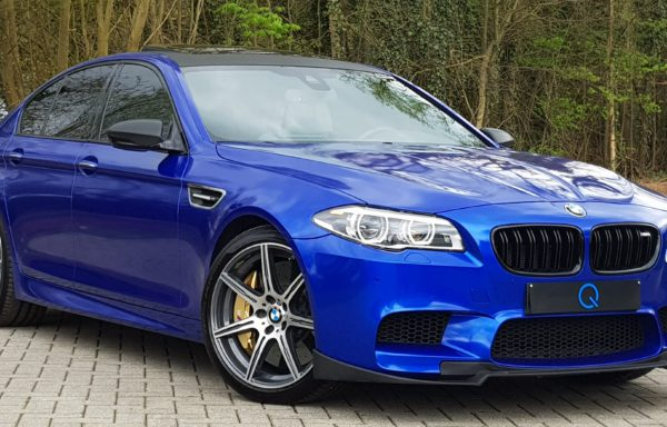 BMW M5 COMPETITION PACK