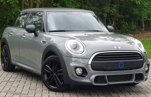 MINI ONE 1.2 JOHNCOOPERWORKS PACK