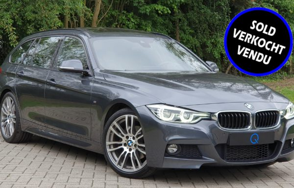 BMW 320d TOURING MPACK
