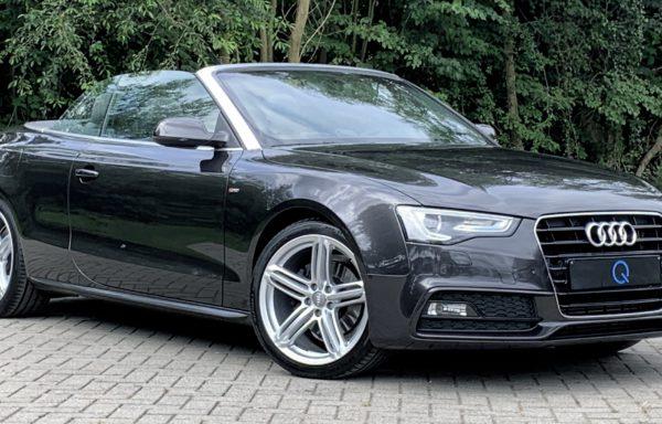 Audi A5 1.8 TFSI S line