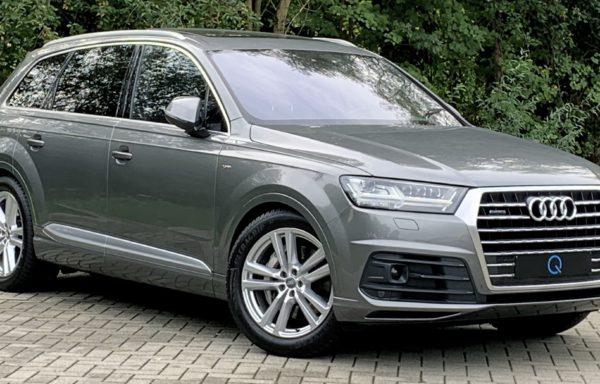 Audi Q7 3.0TDI S-LINE