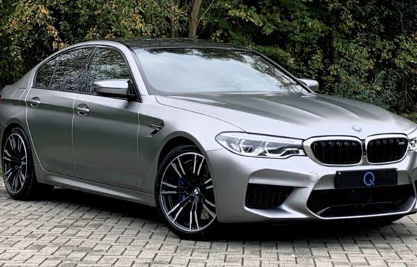 BMW M5 4.4 DKG
