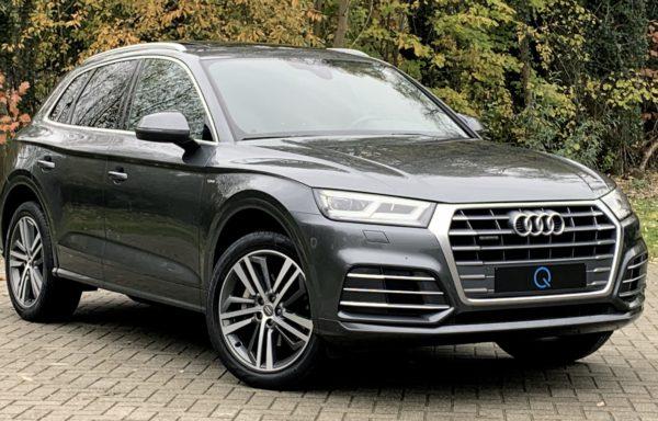 Audi Q5 2.0 TFSi Quattro S-Line