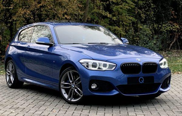 BMW 116D M-PACK