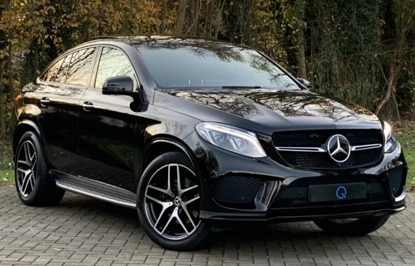 MB GLE 350 COUPE 4M