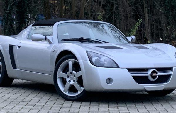 Opel Speedster N°1424