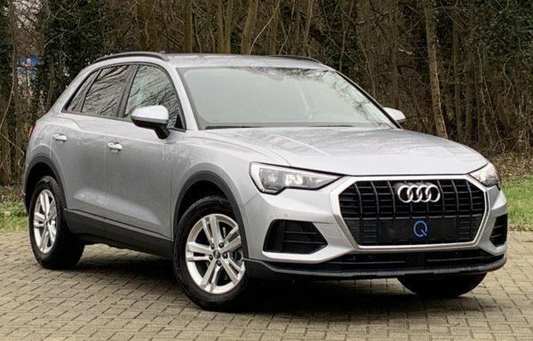 Audi Q3 S-TRONIC
