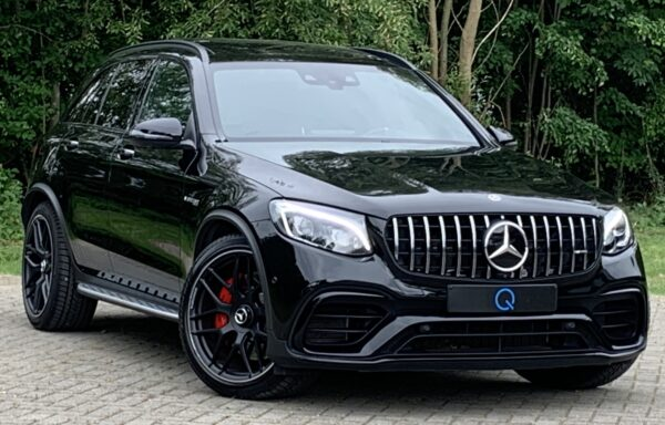 MERCEDES-BENZ GLC 63 s