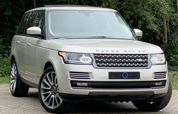 Land Rover Range Rover 4.4 Vogue