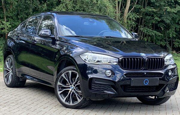 BMW X6 M-PACK