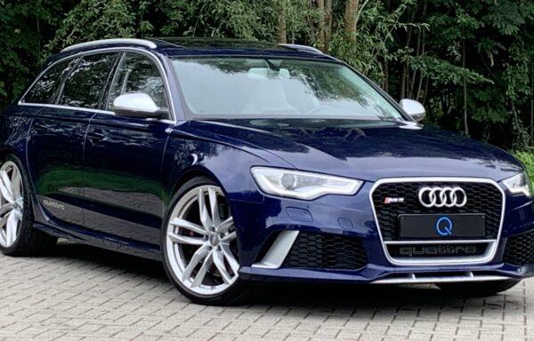 Audi RS6 4.0 V8