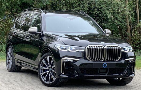 BMW X7 M M550 D