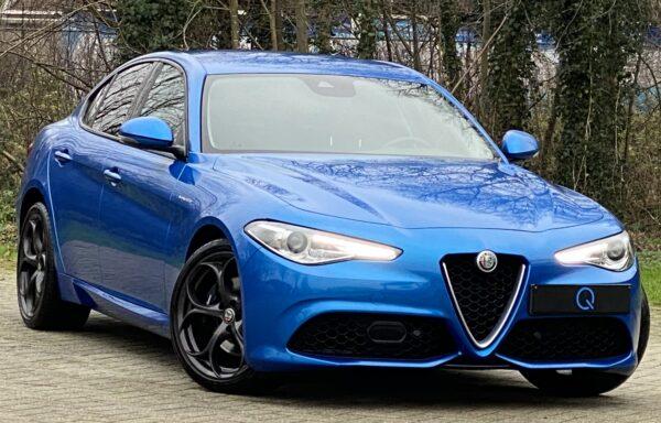 Alfa Romeo Giulia 2.0 T