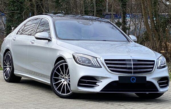 Mercedes-Benz S 400 L