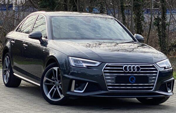 Audi A4 35 TFSI S-LINE