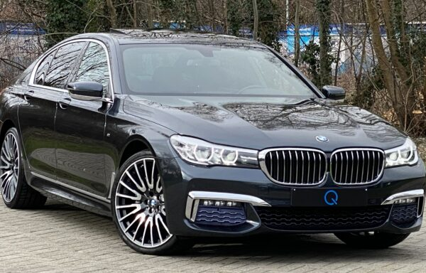BMW 730 M-PACK